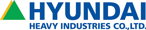 Логотип - Hyundai Heavy Industries (HHI)